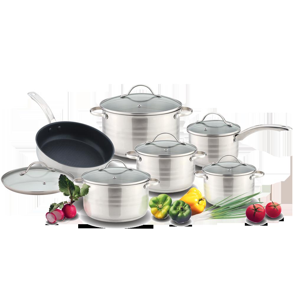 Разнообразие посуды для дома